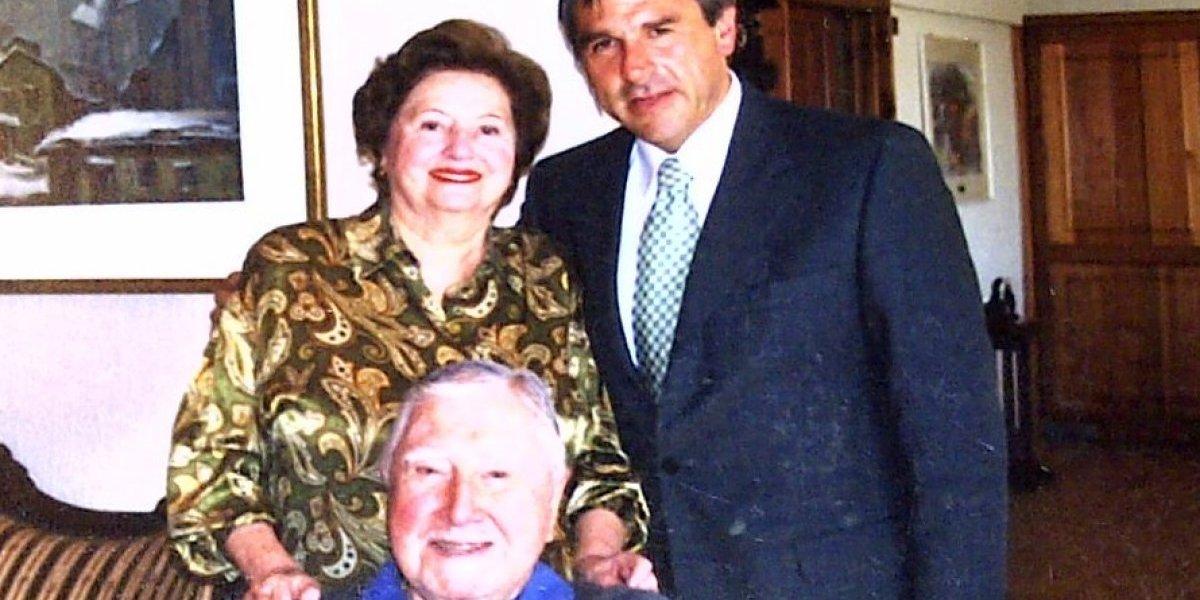 """""""El soldado que salvó a Chile"""": el mensaje de Moreira a Augusto Pinochet en nuevo aniversario de su natalicio"""