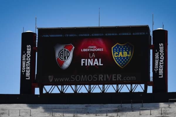 Fechas final Copa Libertadores River Plate contra Boca Juniors