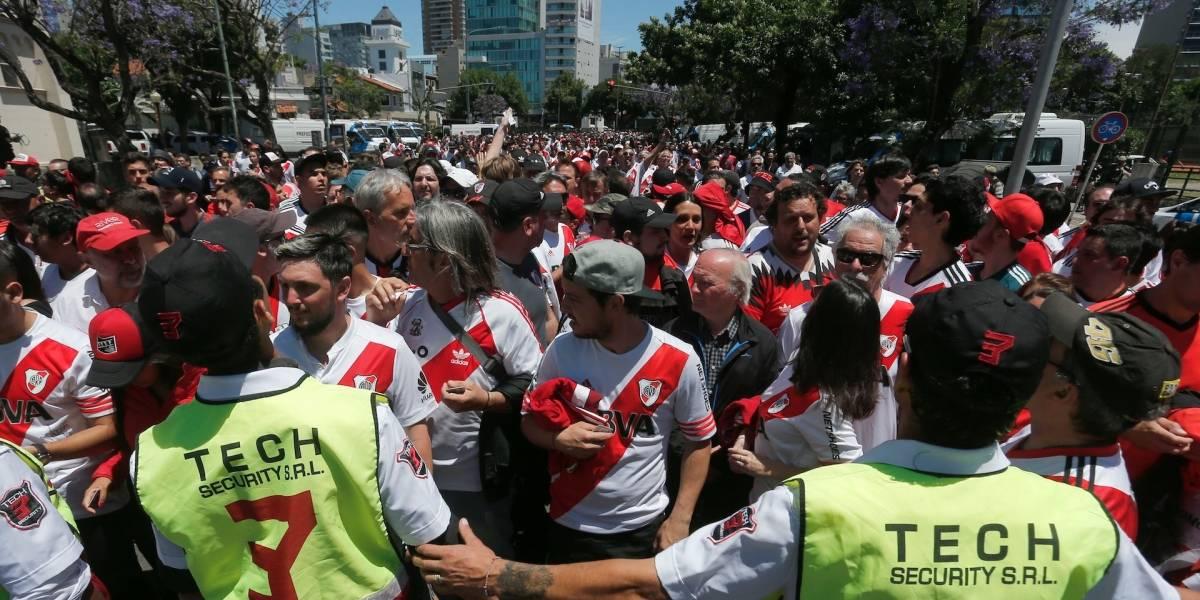 Revelan cuál fue el verdadero causante de los disturbios presentados en River contra Boca