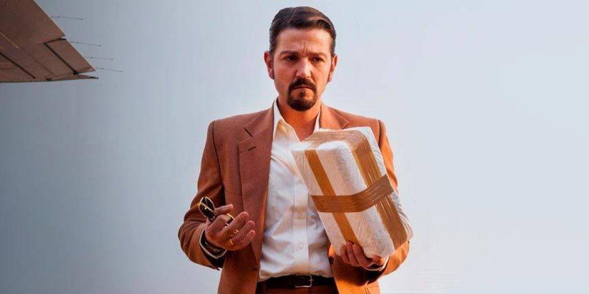 Diego Luna invita a que se siga hablando del narcotráfico en la televisión