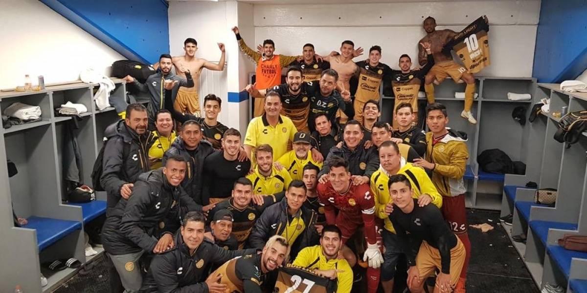 Maradona mete a Dorados a la final de la Liga de Ascenso
