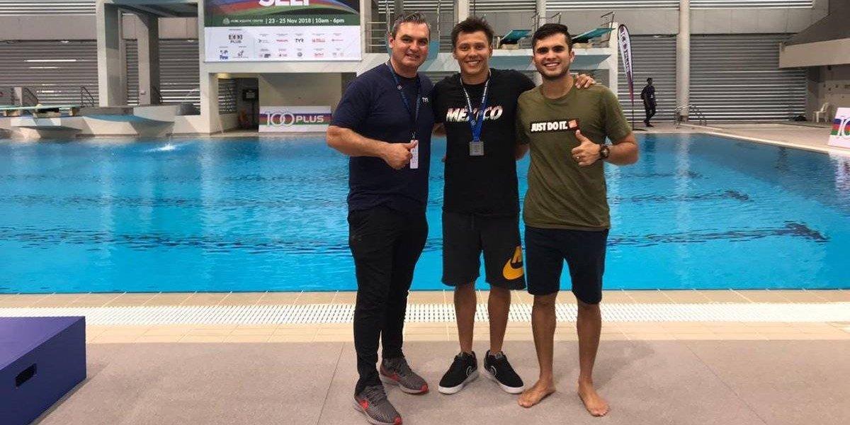 Germán Sánchez se cuelga la plata en el Grand Prix de Singapur