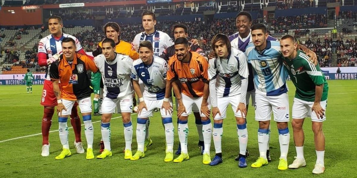 Pachuca despide a 'Chaco' Giménez con merecido homenaje