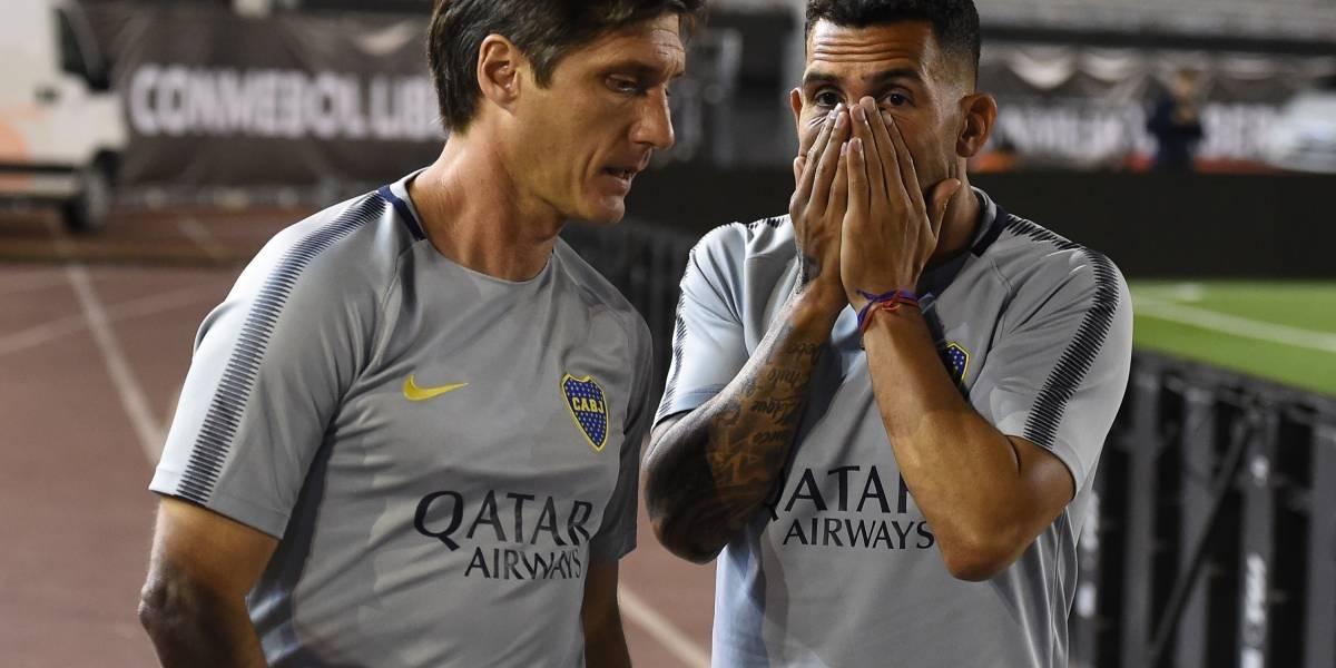 Boca Juniors solicitó a la Conmebol suspender la Final de la Copa Libertadores