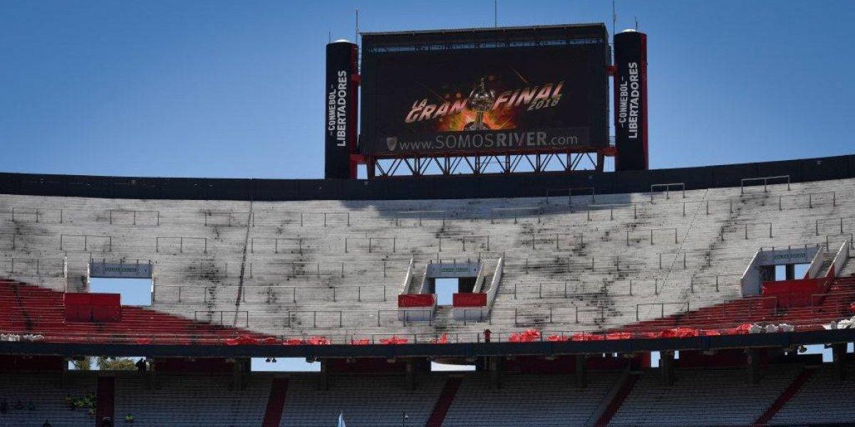 ¿Cuándo se podría jugar la final de la Copa Libertadores entre River Plate y Boca Juniors?