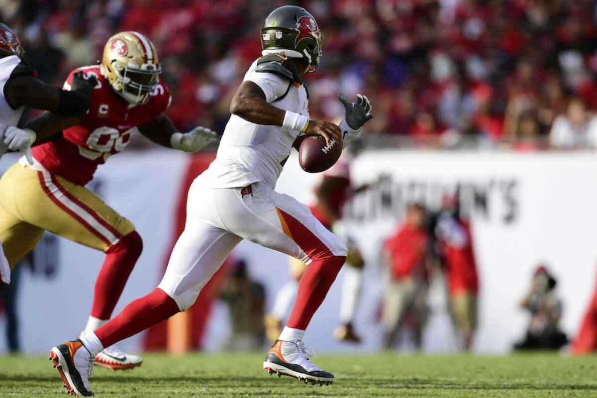 49ers 9-27 Buccaneers / Getty Images