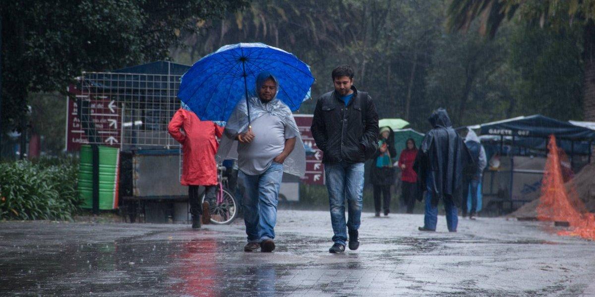 Ingreso de frente frío 12 al país favorece potencial de tormentas