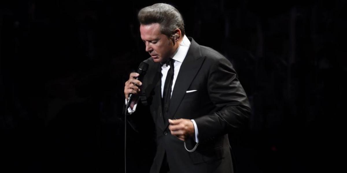 Luis Miguel cancela concierto en Irapuato