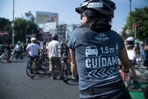 Marcha de ciclistas