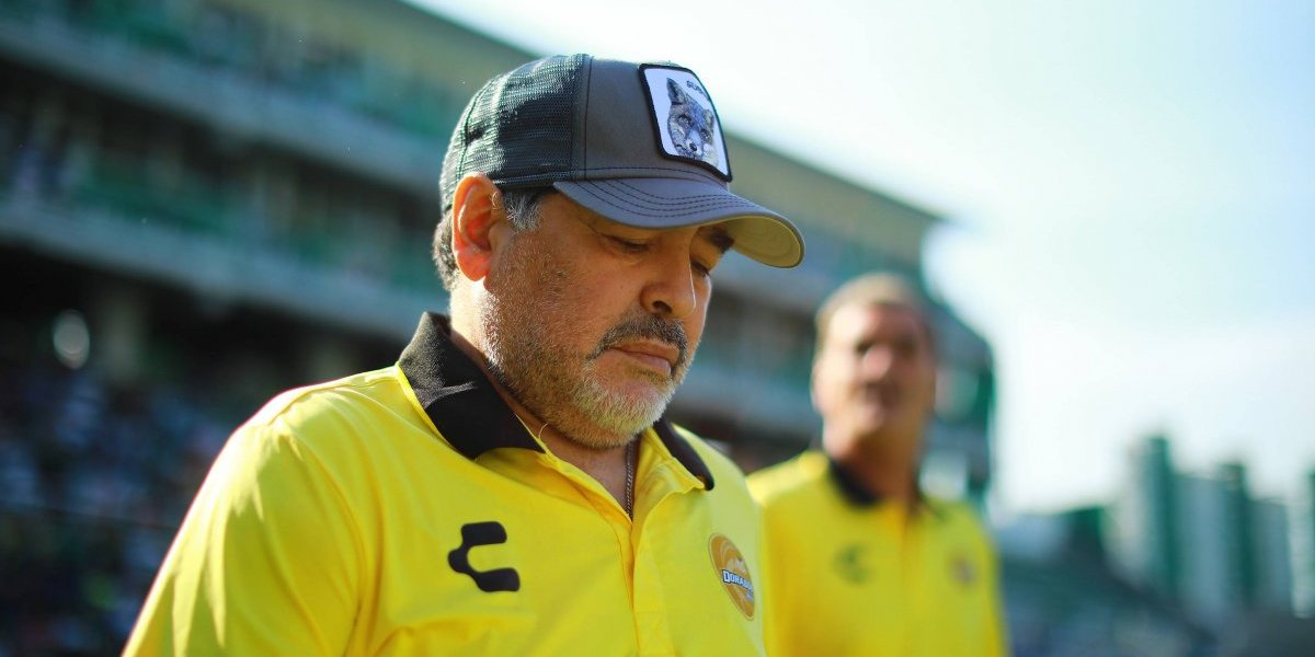 Maradona responsabilizó al presidente Macri por los incidentes en la final de la Libertadores