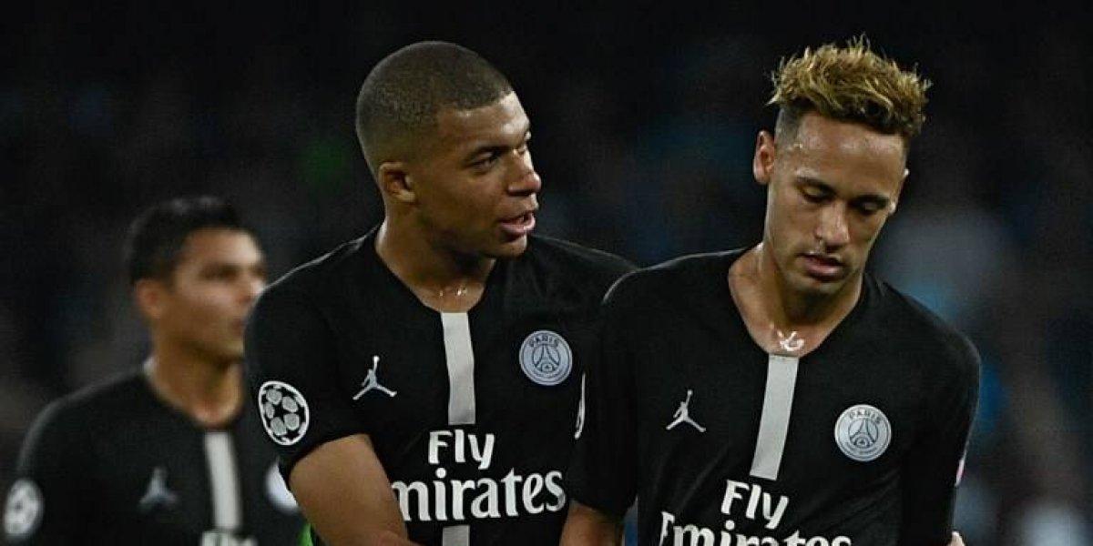 ¿Jugarán Neymar y Mbappé el partido de Champions contra el Liverpool?
