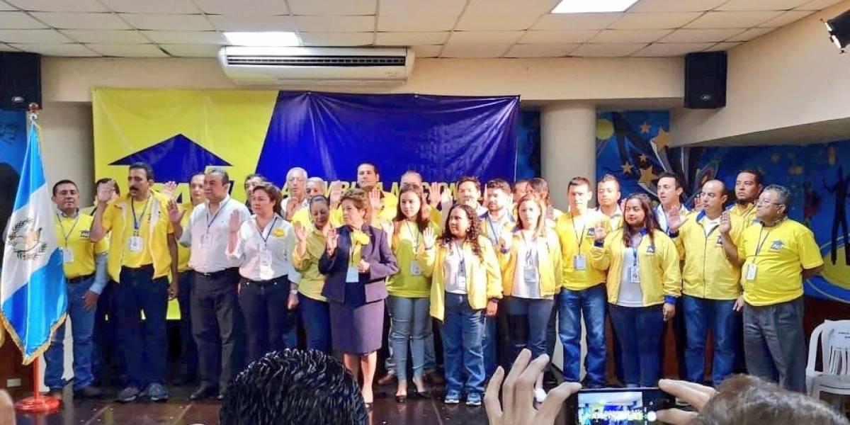 En asamblea, PAN renueva el 70% de su comité ejecutivo