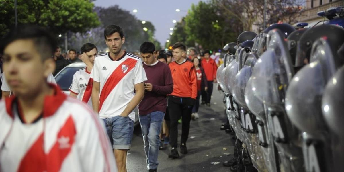 """Confirmado: La """"superfinal"""" entre River y Boca no se jugará este domingo"""