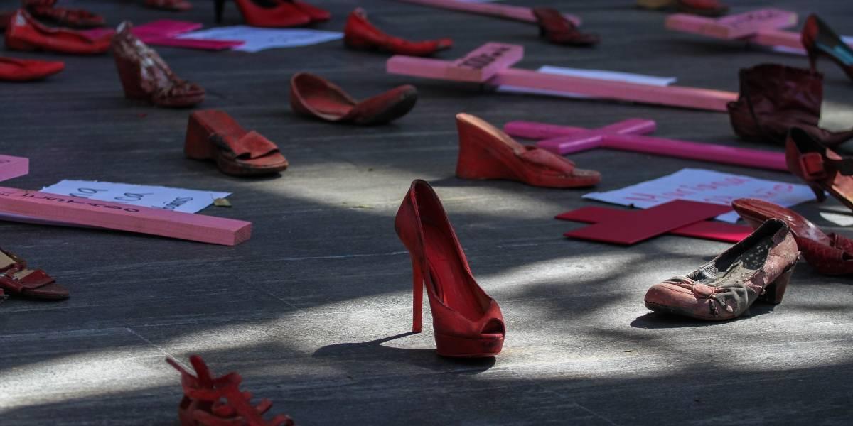 Feminicidio se dispara 16.6% durante la 4T