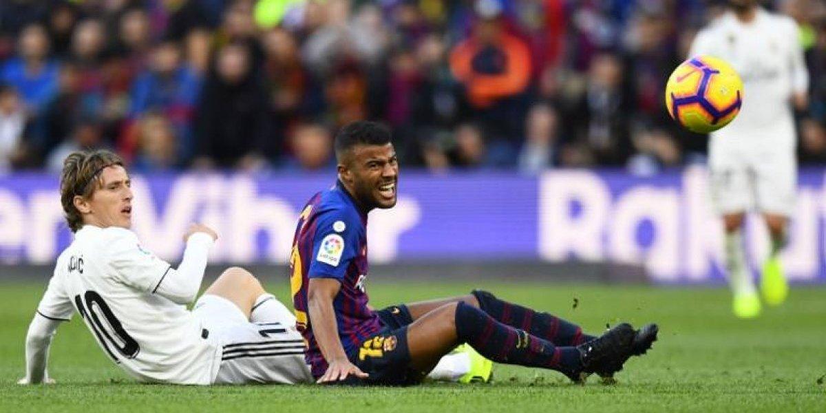 Rafinha se rompe un ligamento y estará varios meses de baja con el Barça