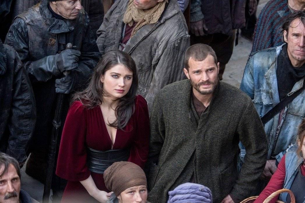"Eve Hewson interpreta a Maid Marian en ""Robin Hood"". Foto: Lionsgate"