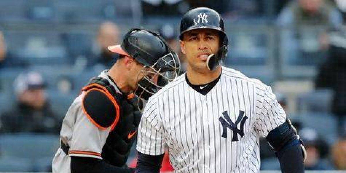 ¿Se animarán los Yankees a cambiar a Stanton para crearle un espacio a Machado?