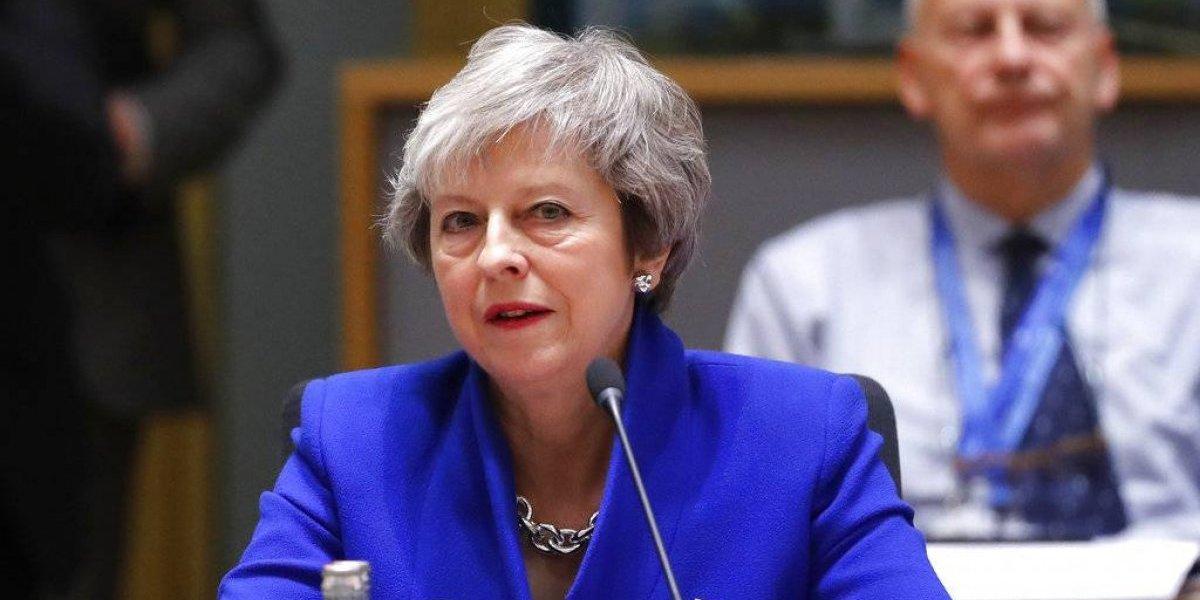 Hemos logrado el mejor acuerdo posible sobre el brexit: Theresa May