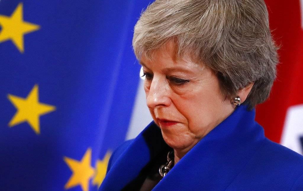 Las exportaciones alemanas al Reino Unido se reducirán en cerca de un 25% Foto: AP