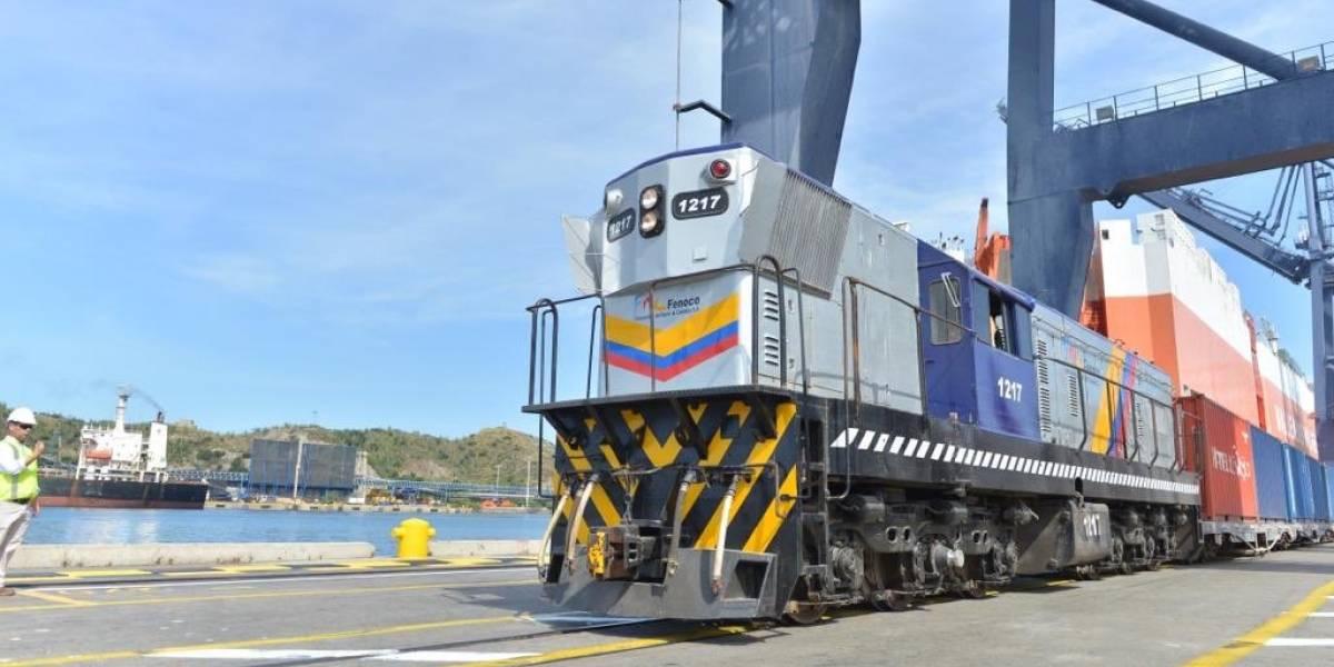 Un tren con aroma de café regresó después de 20 años a Santa Marta