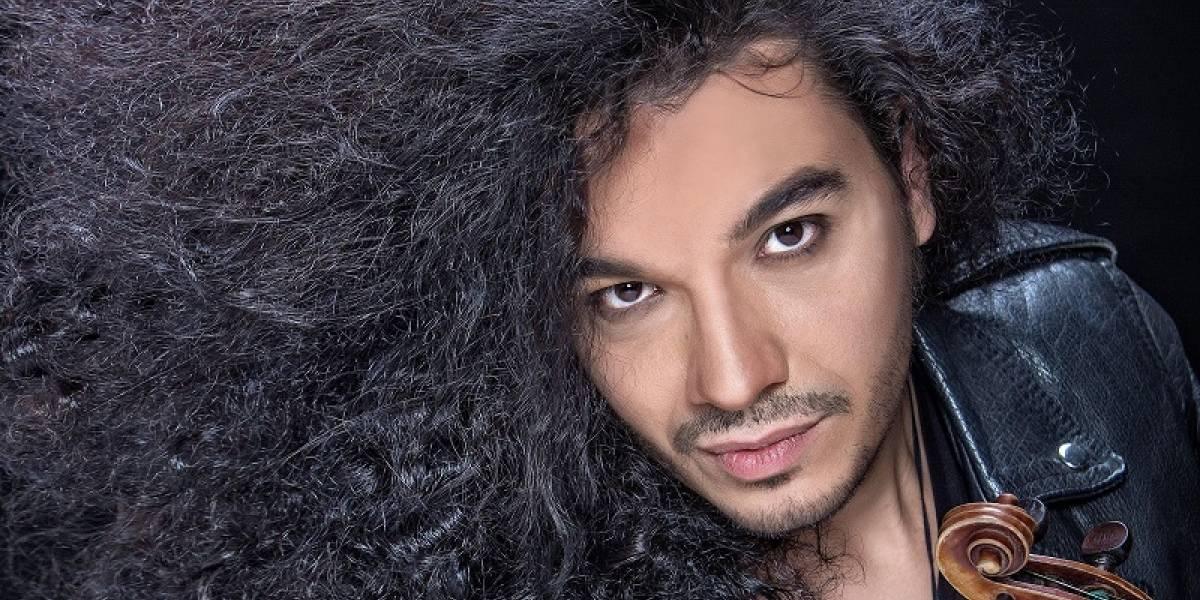 Fiesta Clásica presentará violinista Nemanja Radulović en Bellas Artes