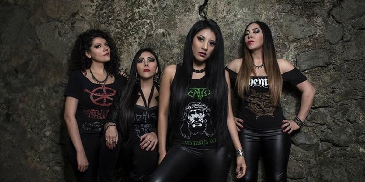Introtyl: mexicanas, brutales y pioneras del death metal
