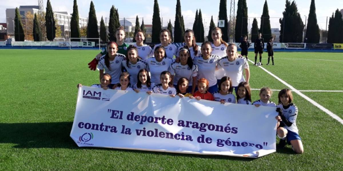 Zaragoza CFF derrota al FC Barcelona B con doblete de Madelyn Ventura