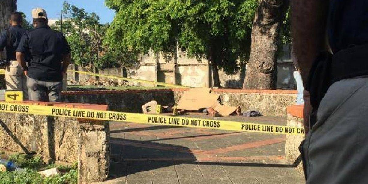 Apresan hombre por muerte de dos indigentes en Ciudad Colonial