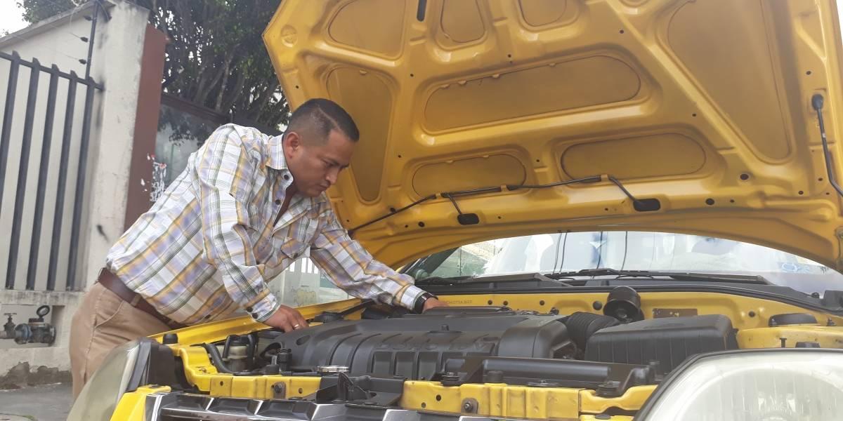 Kleber Morales junto a Hyundai guarda historia dentro de sus kilometrajes