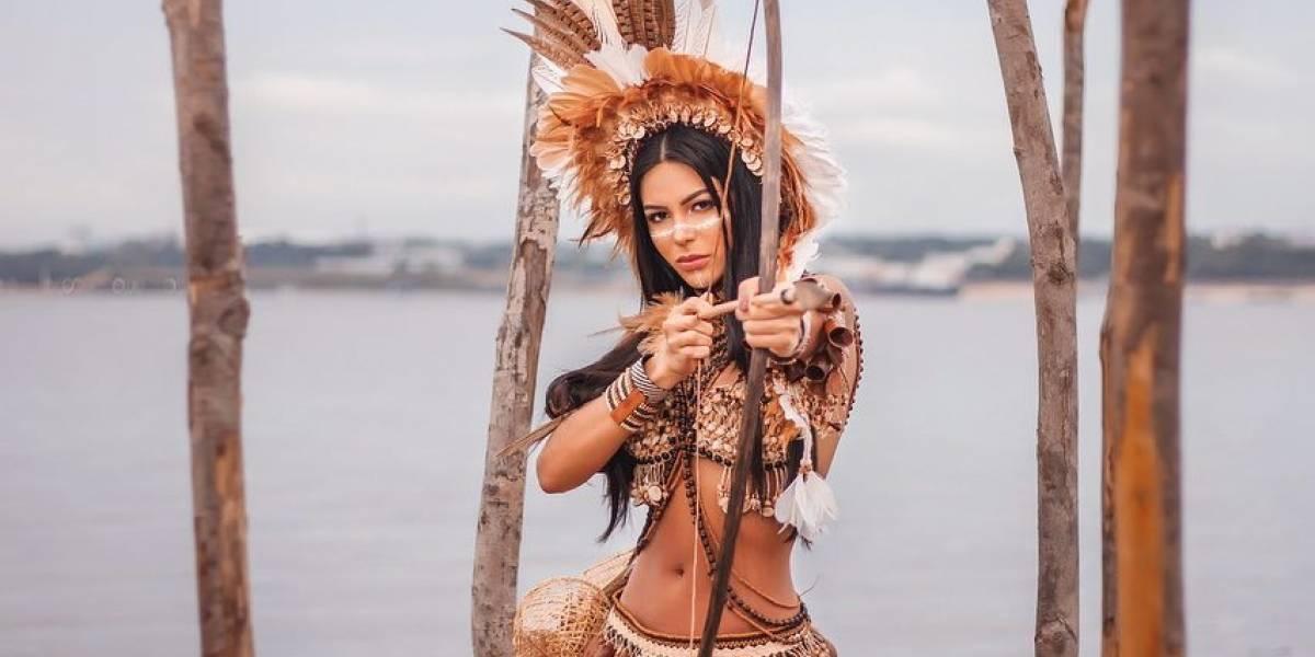 Mayra Dias embarca para a Tailândia rumo ao Miss Universo 2018: 'Chegou a hora'