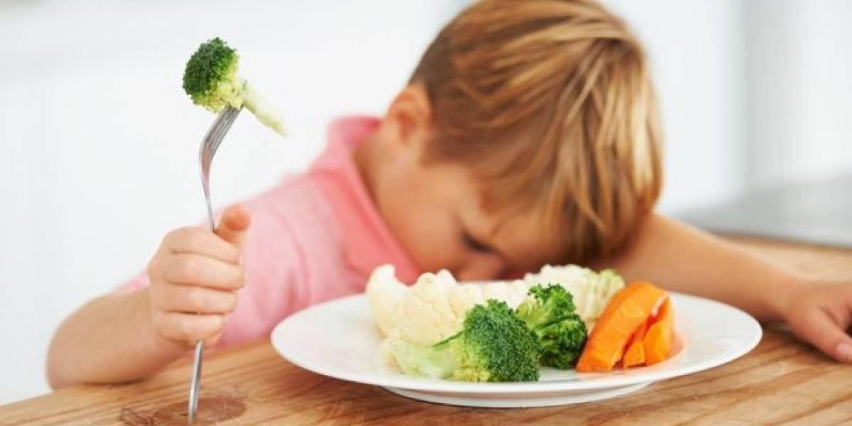 """""""No existen los niños mañosos"""" para comer, según el Colegio de Nutricionistas"""