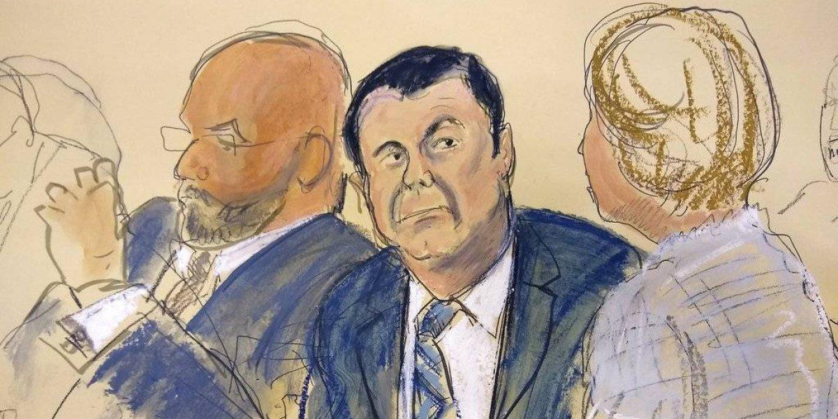 Gran expectación por testigo secreto en el juicio contra El Chapo