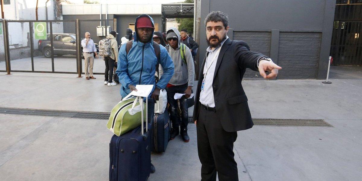 Avión de segundo vuelo de retorno a Haití recogerá a 98 chilenos en Venezuela