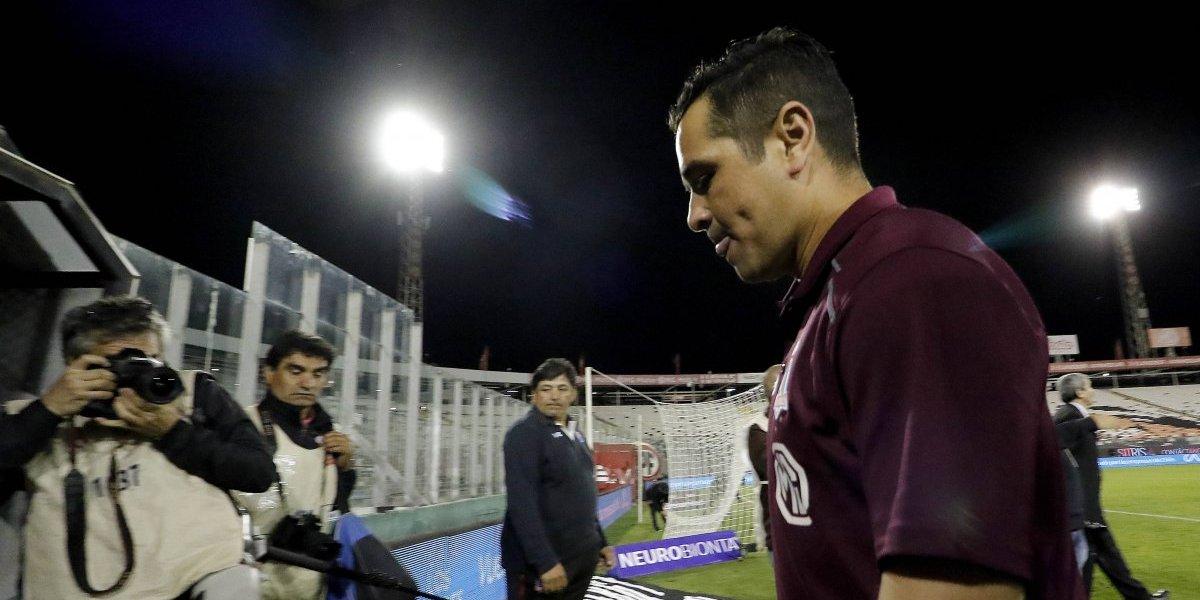 Blanco y Negro confirmó la salida de Héctor Tapia y ya prepara el perfil para el nuevo DT de Colo Colo