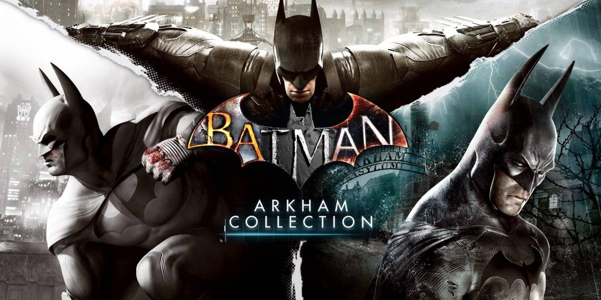 Reporte asegura que pronto se lanzará una nueva colección de Batman: Arkham [Actualizado]