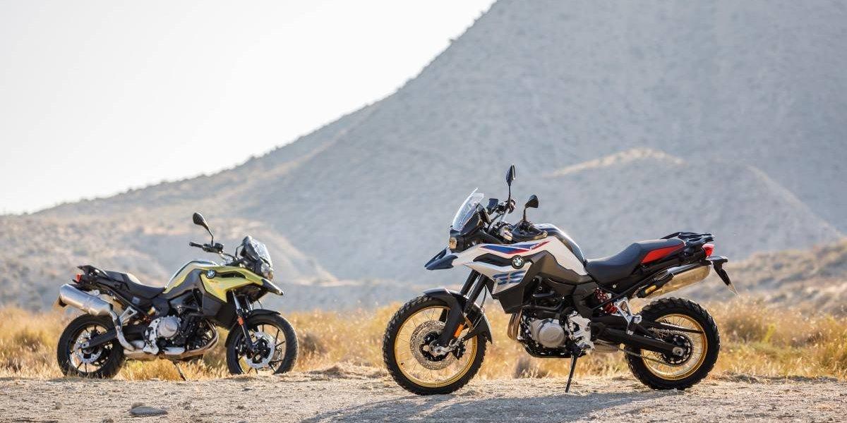 Las nuevas apuestas de BMW Motorrad para sus modelos GS