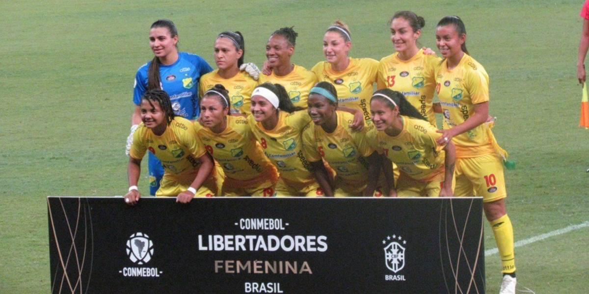 ¡Histórico! Atlético Huila Femenino clasificó a semifinales de la Copa Libertadores 2018
