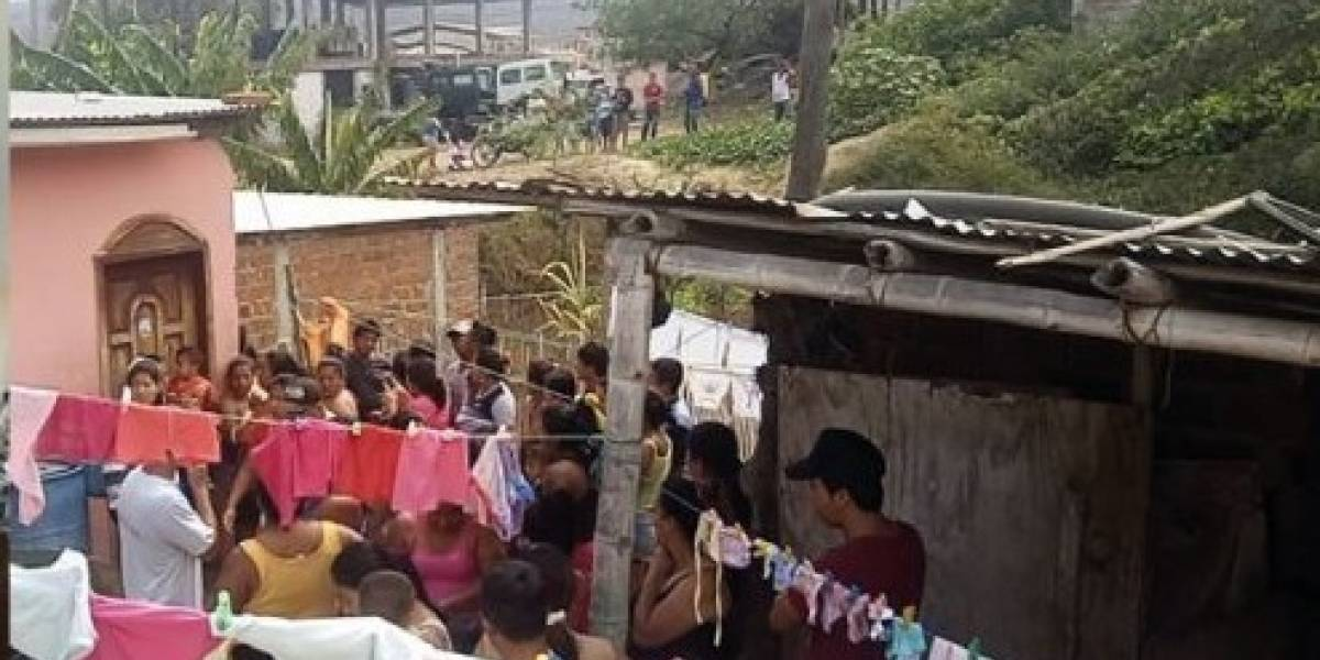 Manabí: Mujer muere asesinada presuntamente por su expareja en Montecristi