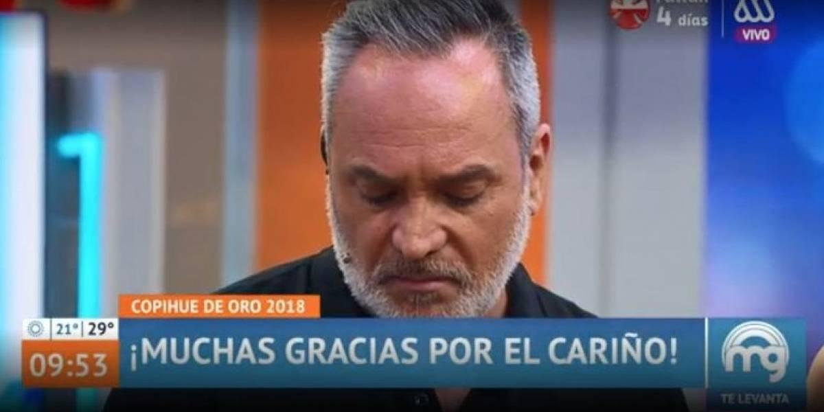 Luis Jara anunció su retiro de