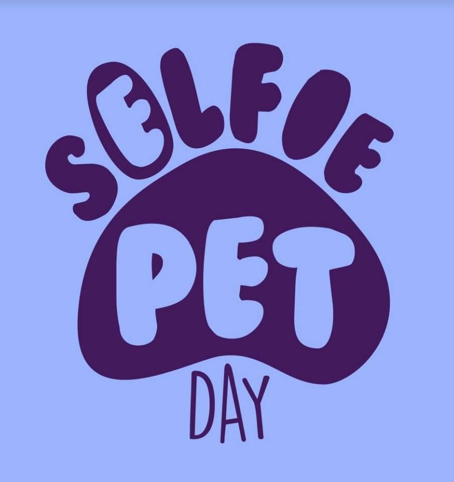 Selfie Pet day