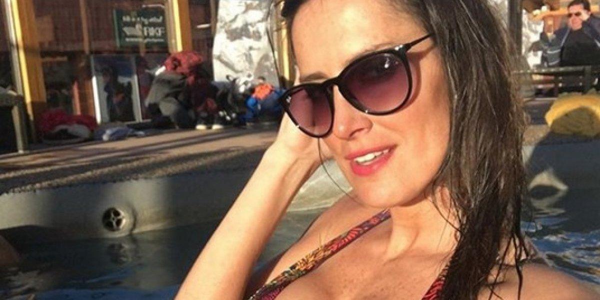 """""""Justo voy sobrevolando por el Sename"""": Adriana Barrientos se burla nuevamente de Luli con pesado comentario"""