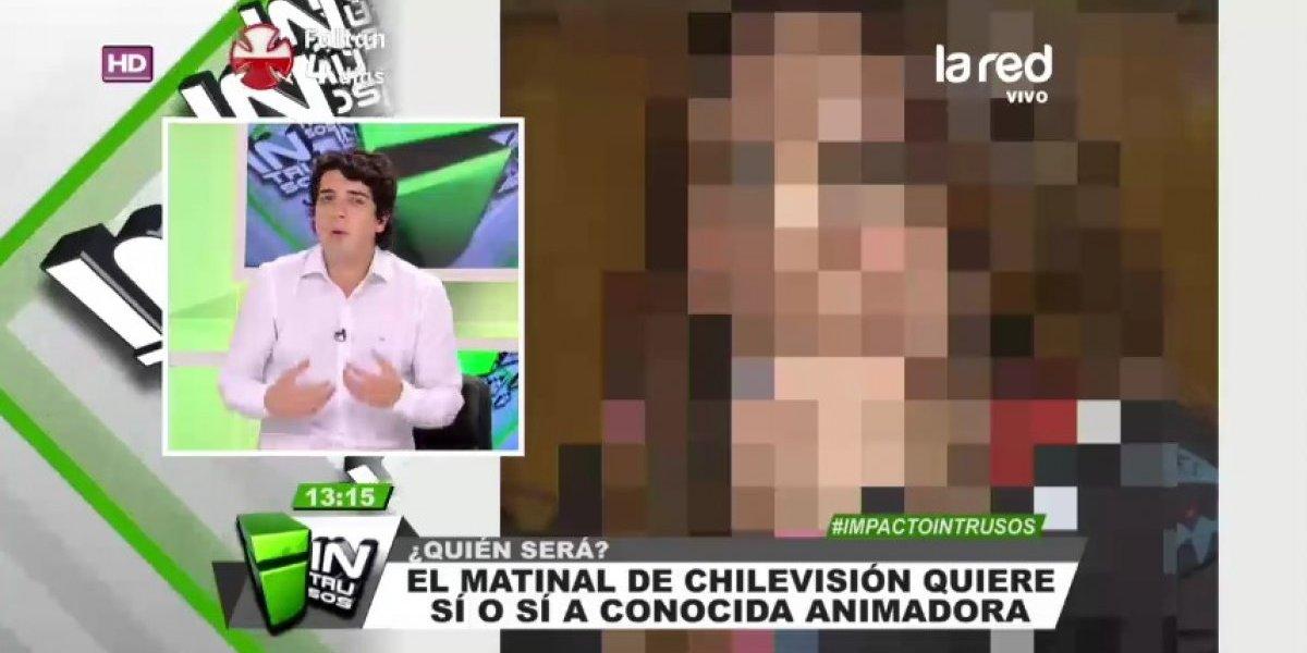 Aseguran que Karla Constant estaría en conversaciones para llegar al matinal de Chilevisión