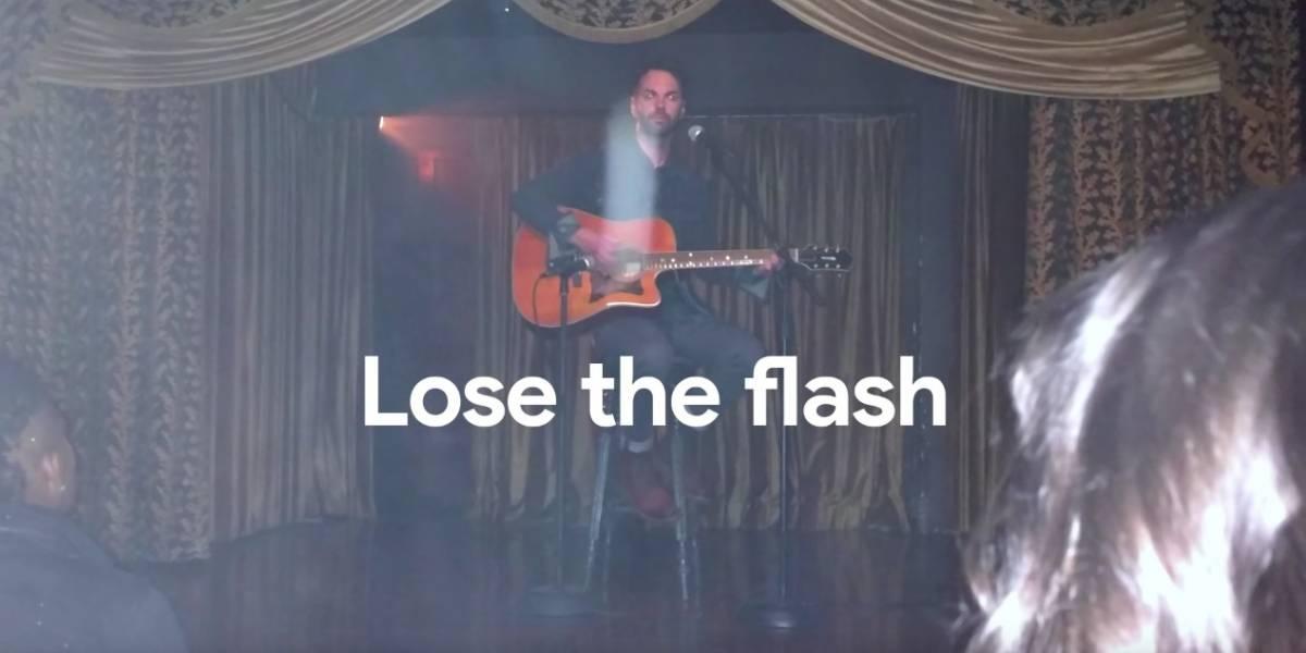 Google promociona el Night Sight del Pixel 3 recordándonos lo horribles que son las fotos con flash