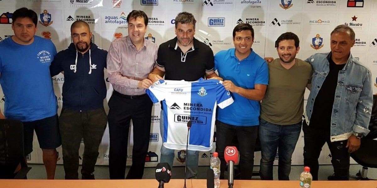 Se queda para la Sudamericana: Ameli termina con los rumores y renueva contrato con Antofagasta