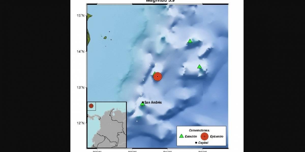 Fuertes temblores despertaron a los habitantes de la región Caribe y San Andrés islas