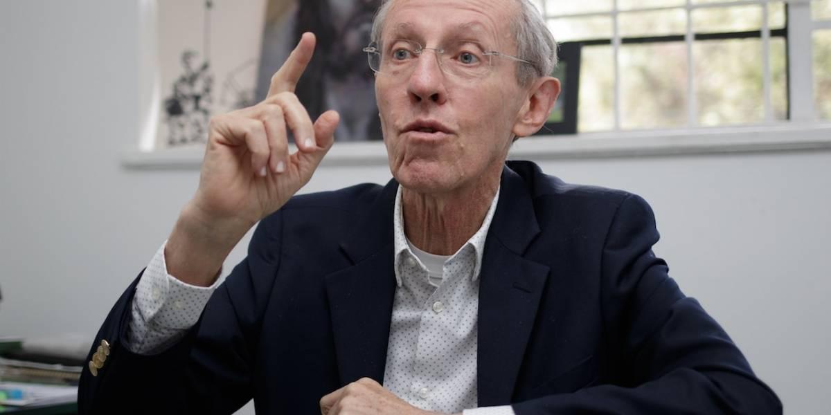VIDEO: Así fue el #Milhousechallenge de Antonio Navarro Wolff en Bogotá