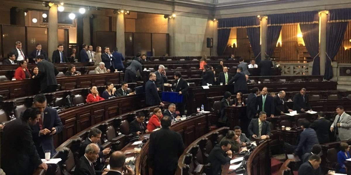 Suspenden la aprobación final del presupuesto por falta de consensos