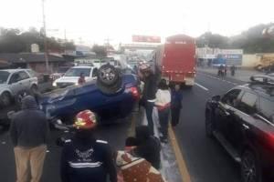 accidente en Chimaltenango