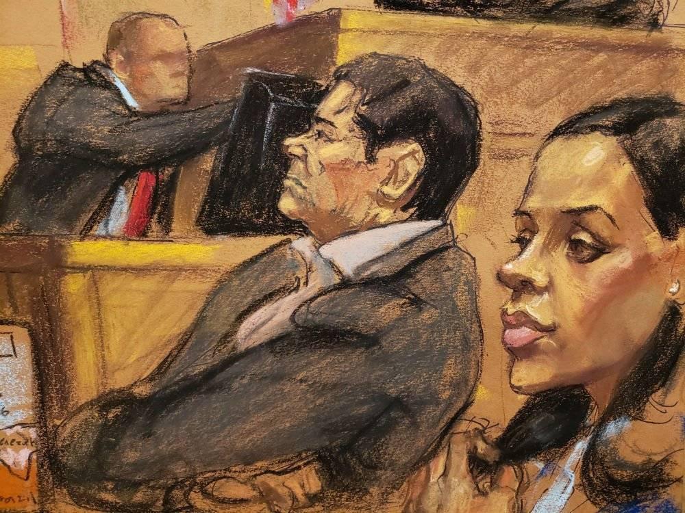El gobierno de Estados Unidos acusa a Guzmán Loera de haber enviado más de 150 toneladas de cocaína a esa nación Foto: EFE