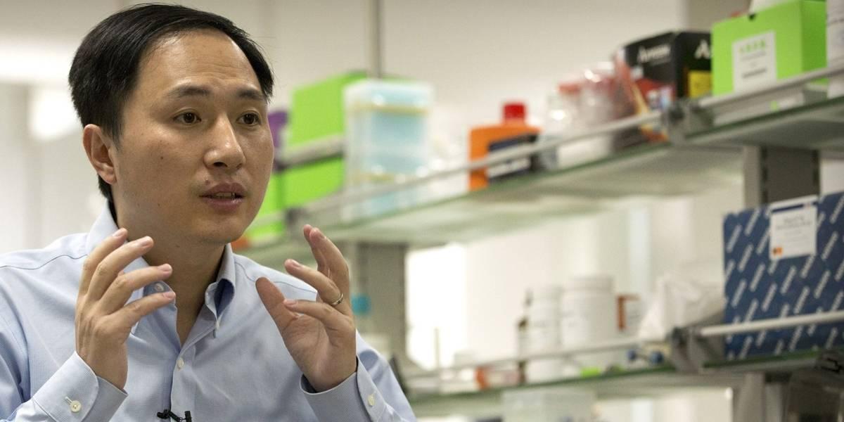 CRISPR: universidad suspende a investigador que modificó genes de bebés